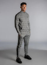 Gym King Men's Charmer Funnel Neck Tracksuit Top