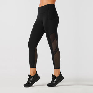 Lorna Jane Sculpt Core Ankle Biter Tights