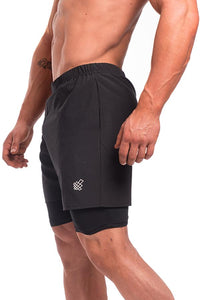 Jed North Men's Dexter Flow Performance Shorts