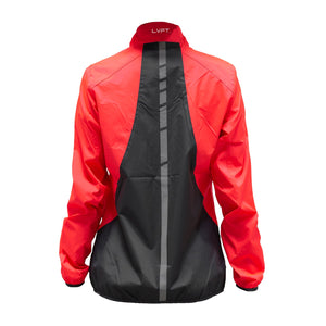 LVFT Ladies Flash Track Windbreaker