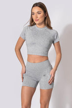 Jed North Ladies Glory Crop Top
