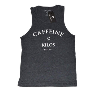 Caffeine & Kilos Men's 3.0 Blended Tank