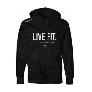 LVFT Men's Lifestyle Performance Hoodie