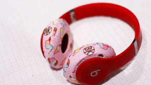 Beat Kicks Headphone Covers