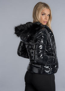 Gym King Ladies Monica Quilted Jacket