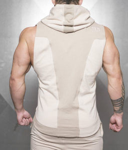 Body Engineers Men's Neri Sleeveless Sweater