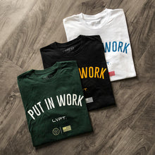 LVFT Men's Put In Work T-shirt