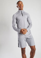 Gym King Men's Sport Rush 1/4 Zip Funnel Neck
