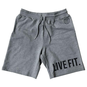 LVFT Men's Athletic Shorts