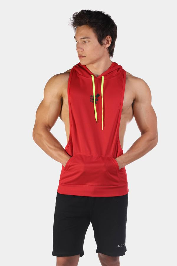 8e8aa0dae279b Jed North Men s Stringer Hoodie – FelistonSports