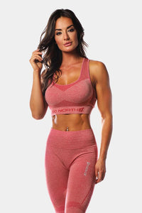 Jed North Ladies Supple Seamless Sports Bra