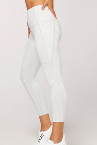 Lorna Jane Workout Core Ankle Biter Tights