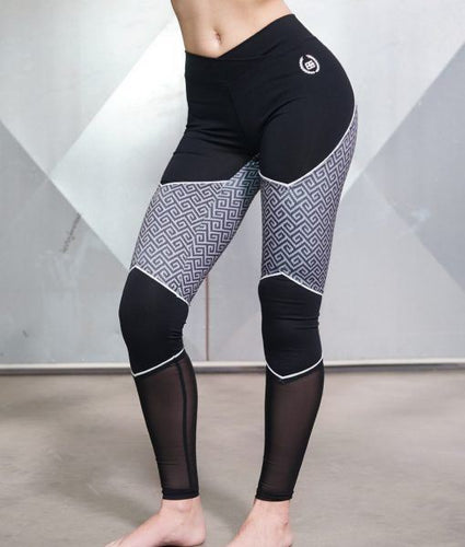 Body Engineers Ladies X Venom Tights