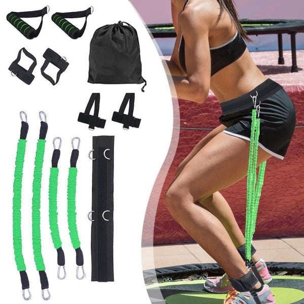 Gym Sport home fitness Resistance Band Exercise Pull Rope Strap Strength Training Stretching Strap Set Workout Fitness Equipment