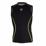 Men Gym Sports Fitness Sleeveless Shirt