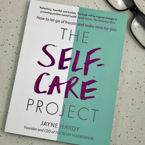 The Self-Care Project - Jayne Hardy