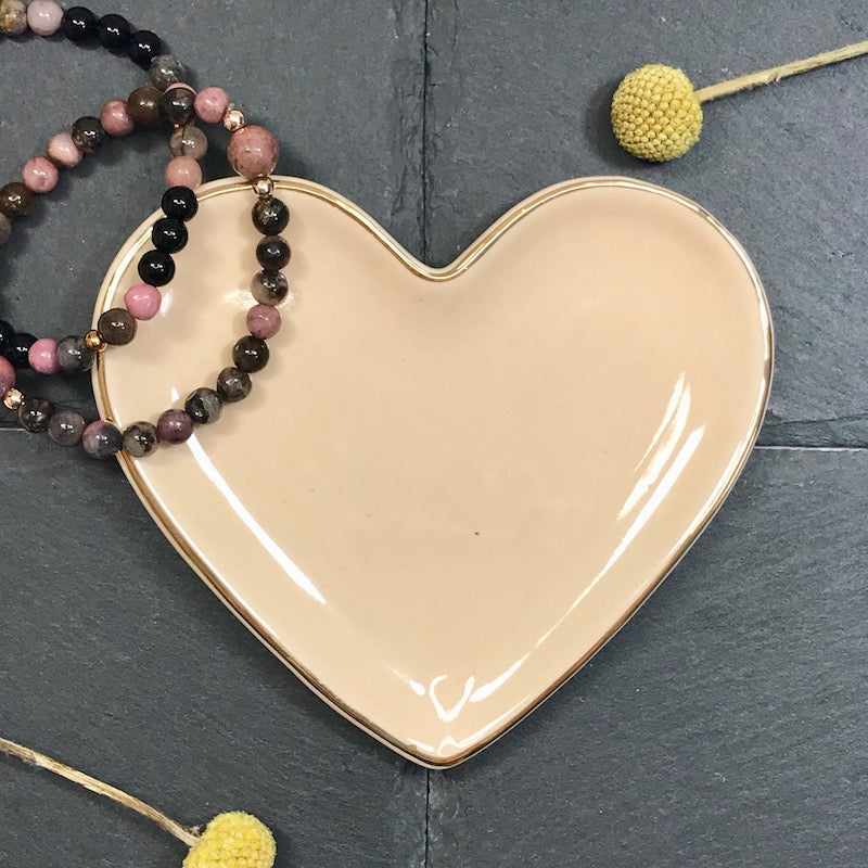 Jewellery Dish - Heart