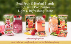 bigelow cold water infusion tea