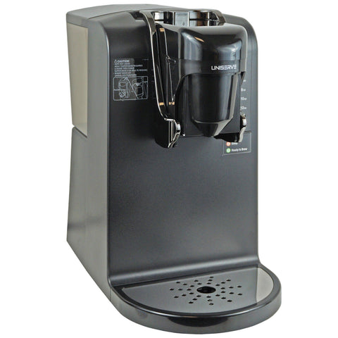 Uniserve Commercial Grade K-Cup® Compatible Single Cup Coffee Brewer Uniserve