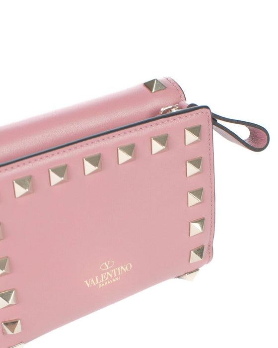 Valentino Pink Small Wallet
