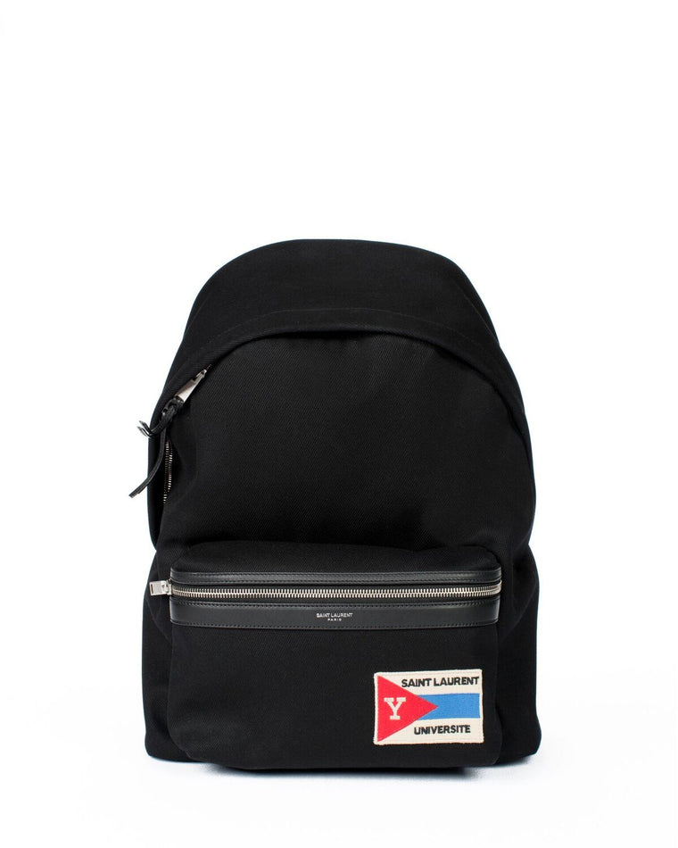 SAINT LAURENT UNIVERSITÉ Backpack