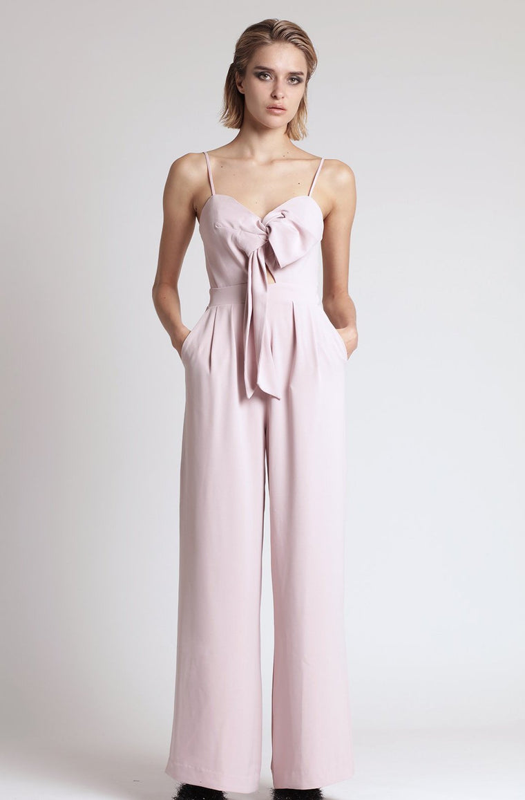 LOUISA JUMPSUIT, VINTAGE ROSE