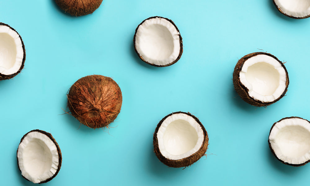 Some of our favourite uses for coconut (other than eating it!)