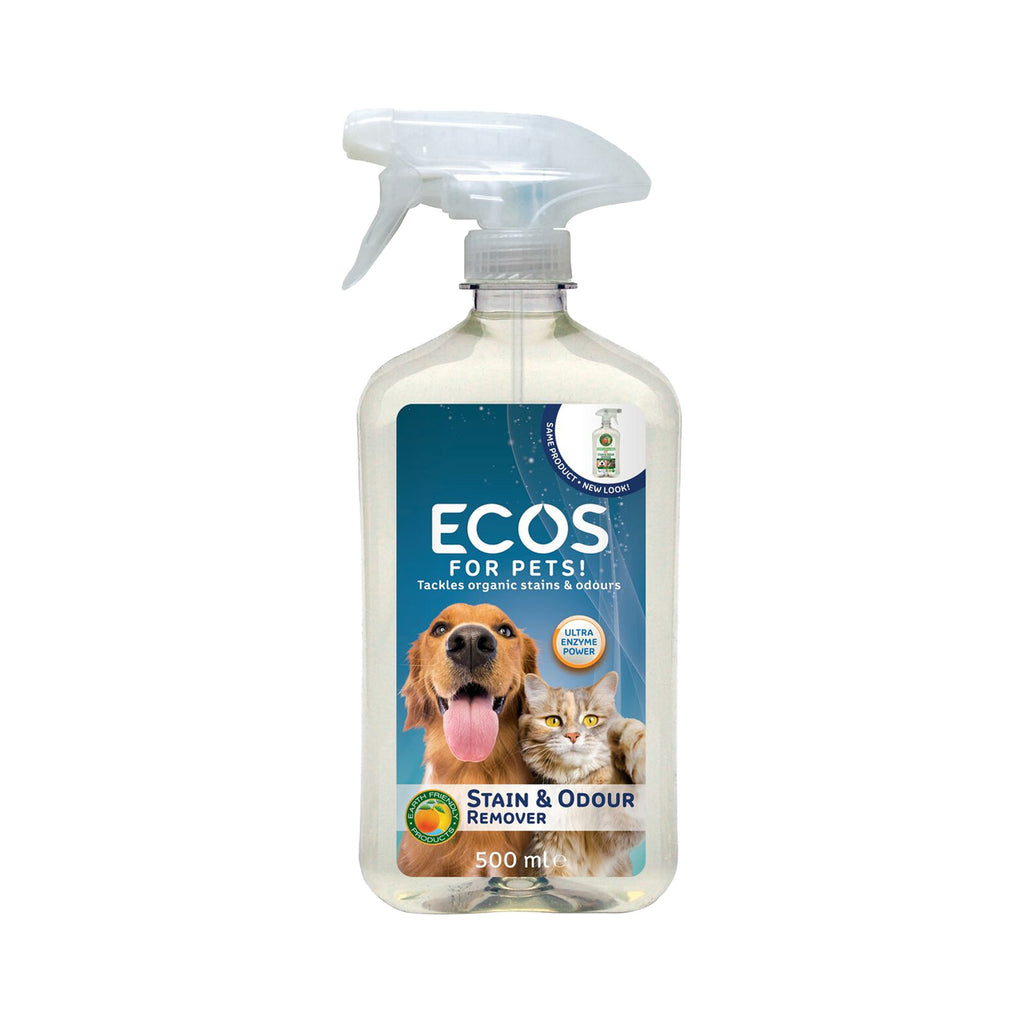 ECOS Pet Stain and Odour Remover - vegan friendly