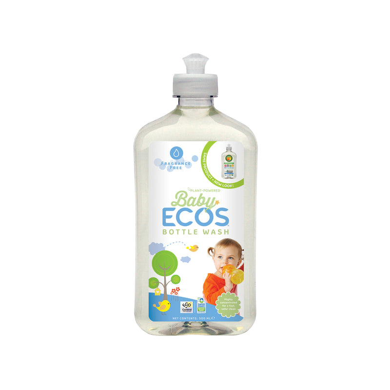 Earth Friendly Products ECOS Hypoallergenic Baby Bottle Wash