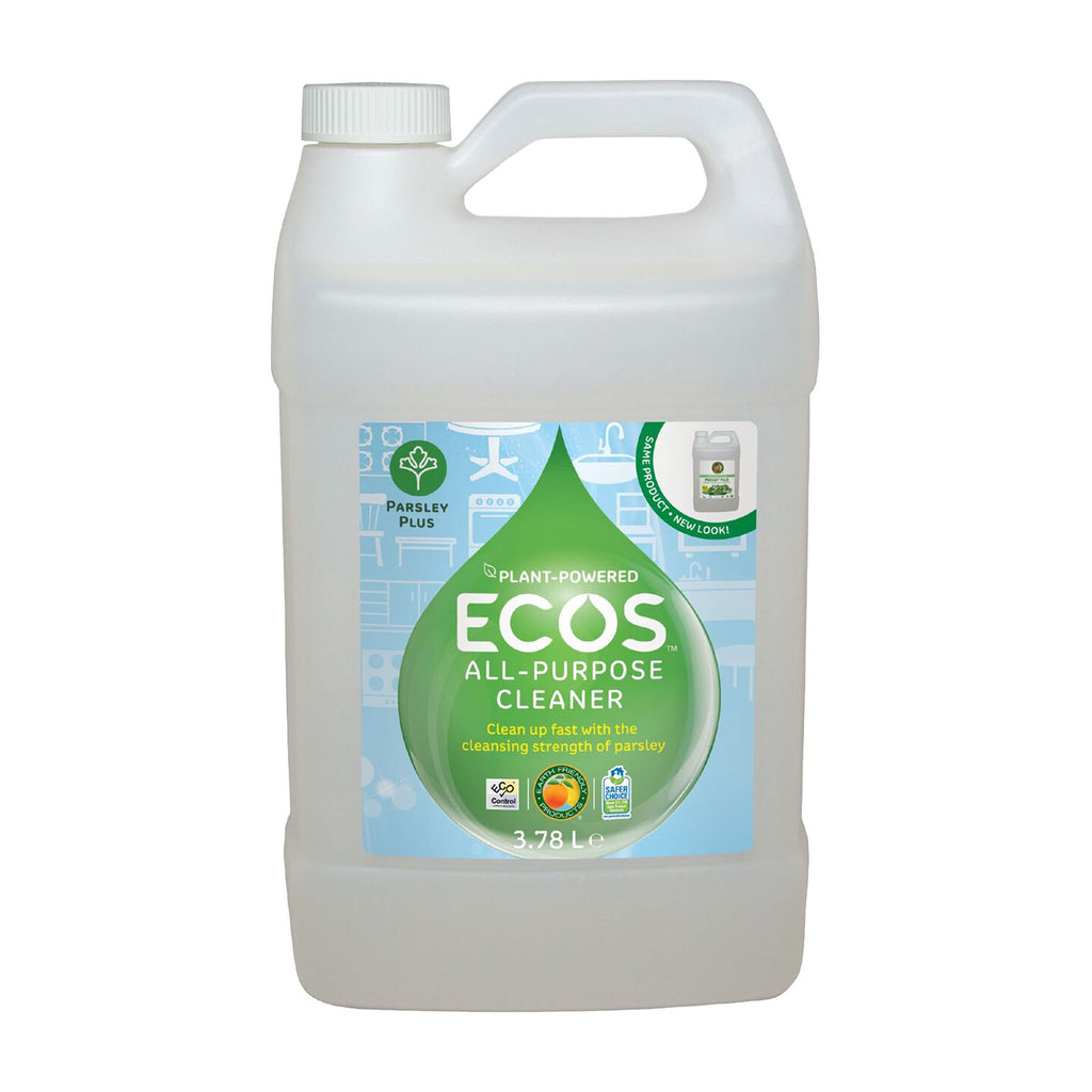 Earth Friendly Products ECOS Parsley Plus Vegan All Purpose Cleaner Bulk
