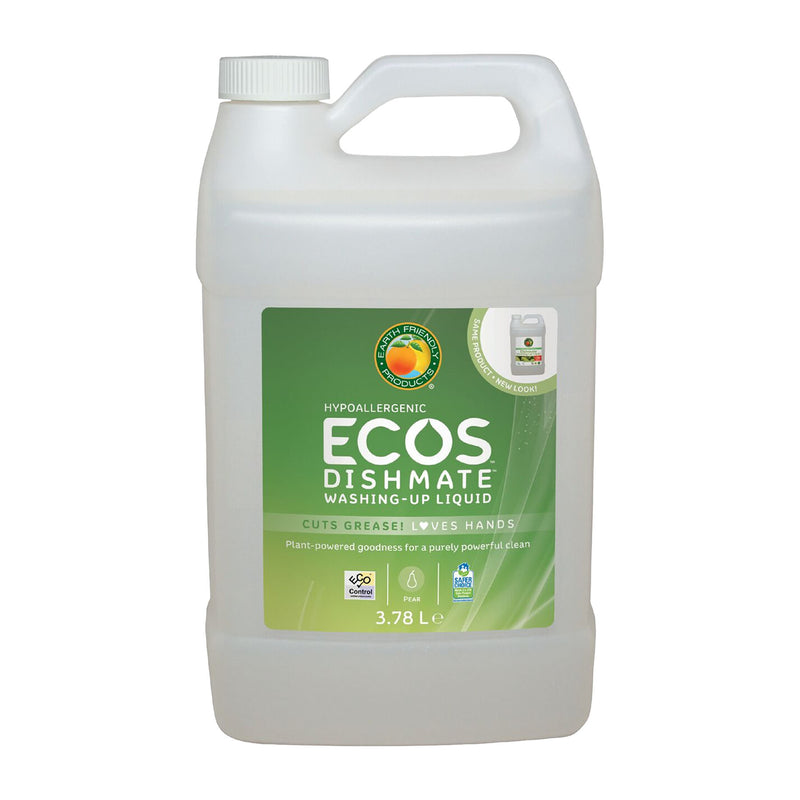 ECOS Dishmate Pear Washing-Up Liquid Bulk - Vegan approved