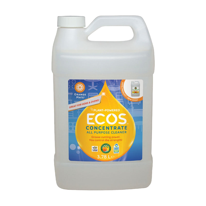 Earth Friendly Products ECOS Orange Mate Concentrate Vegan All Purpose Cleaner Bulk