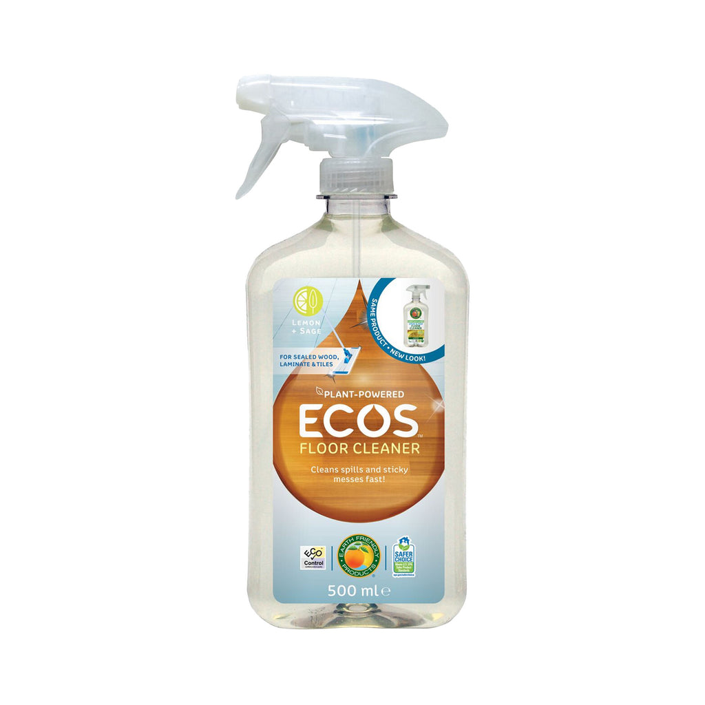 Earth Friendly Products ECOS Floor Cleaner - vegan floor cleaner