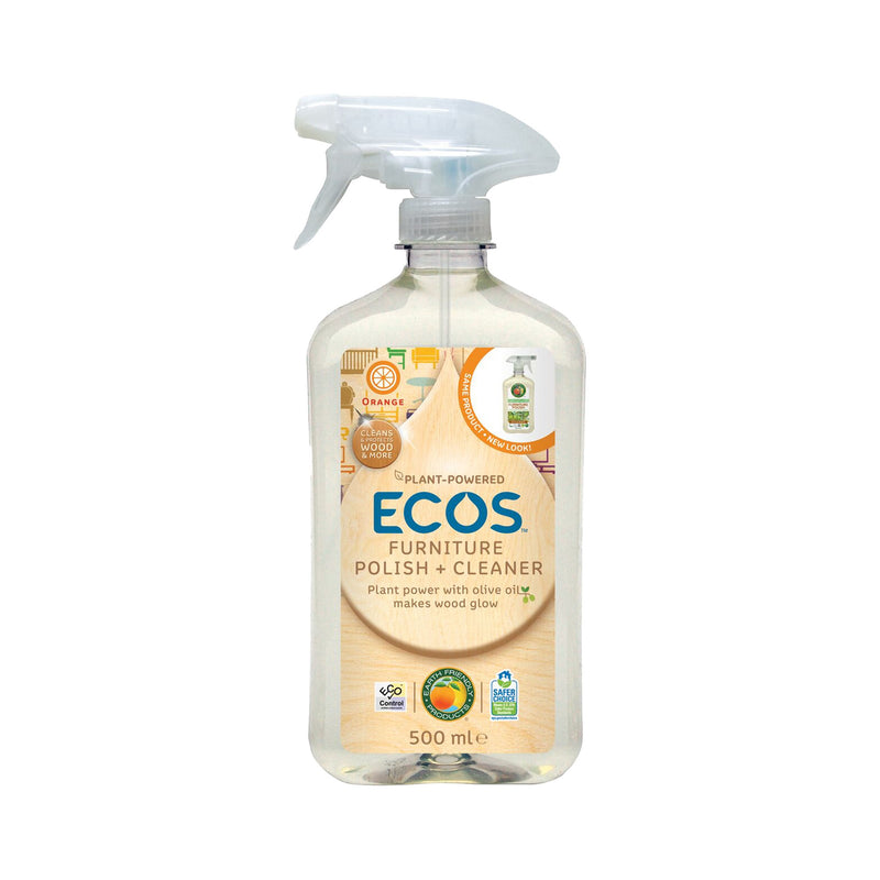 Earth Friendly Products ECOS vegan Furniture Polish & Cleaner