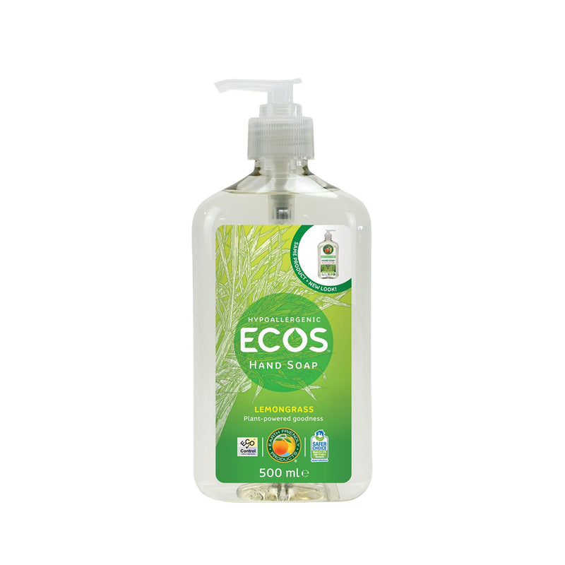 ECOS Hand Soap Lemongrass - vegan hand soap