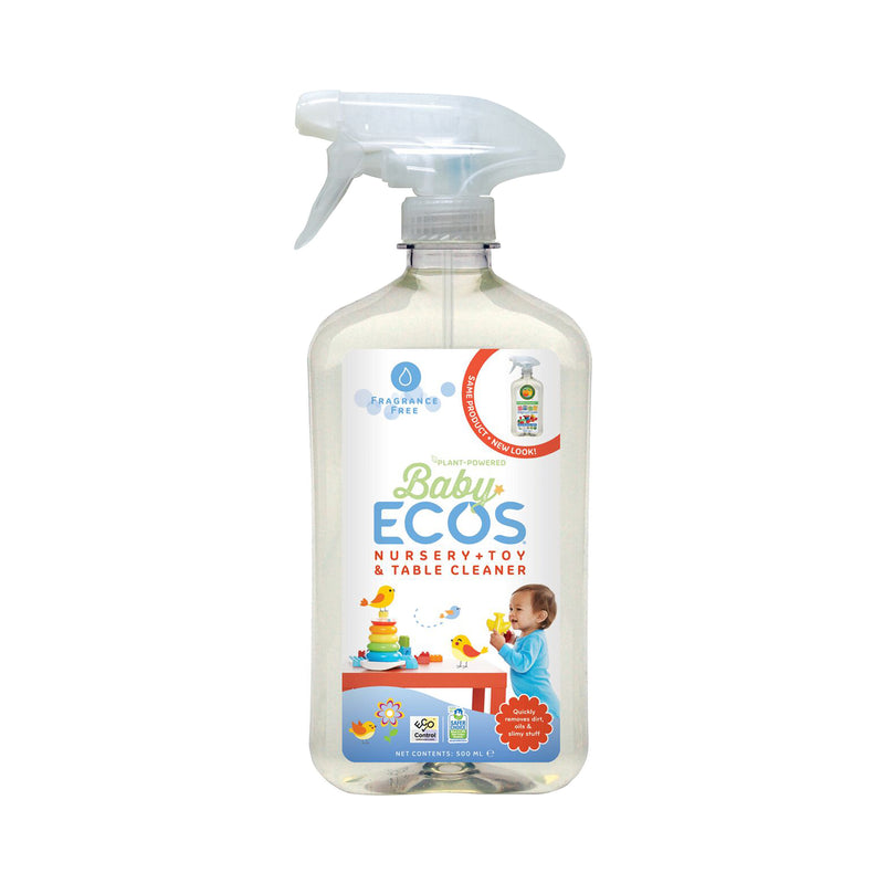 Earth Friendly Products ECOS Vegan Nursery and Toy Cleaner