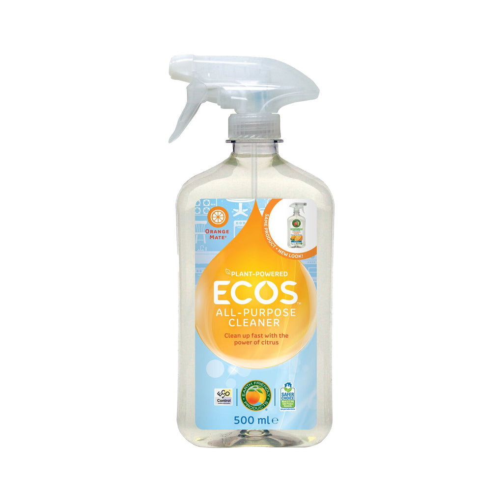 Earth Friendly Products ECOS Orange Mate vegan All Purpose Cleaner