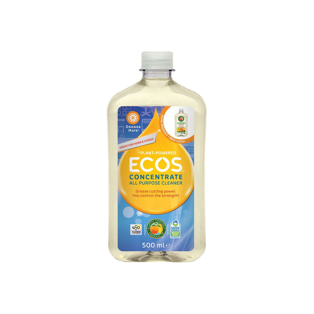 Earth Friendly Products ECOS Orange Mate Concentrate Vegan All Purpose Cleaner
