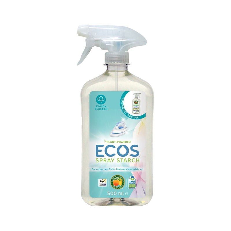 Earth Friendly Products ECOS Spray Starch - Vegan friendly