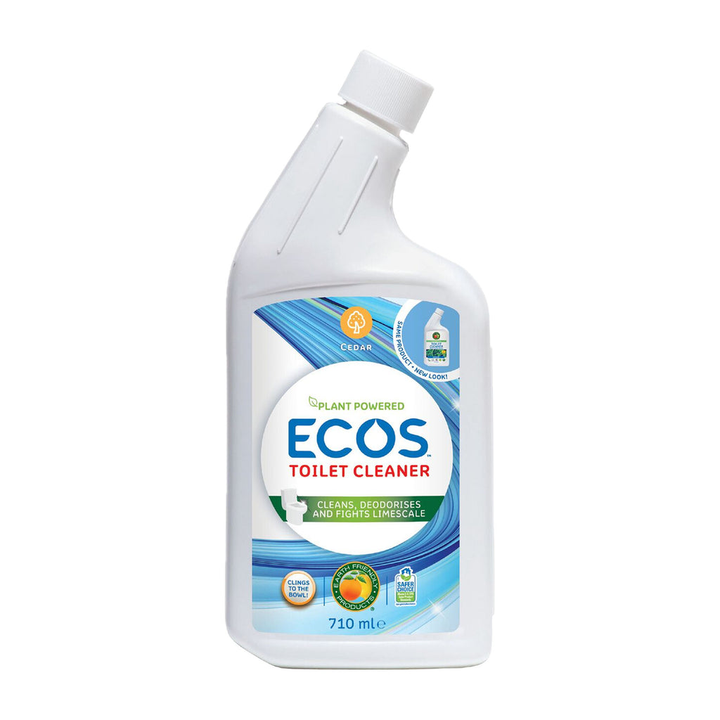 Earth Friendly Products ECOS Toilet Cleaner - vegan approved, biodegradable