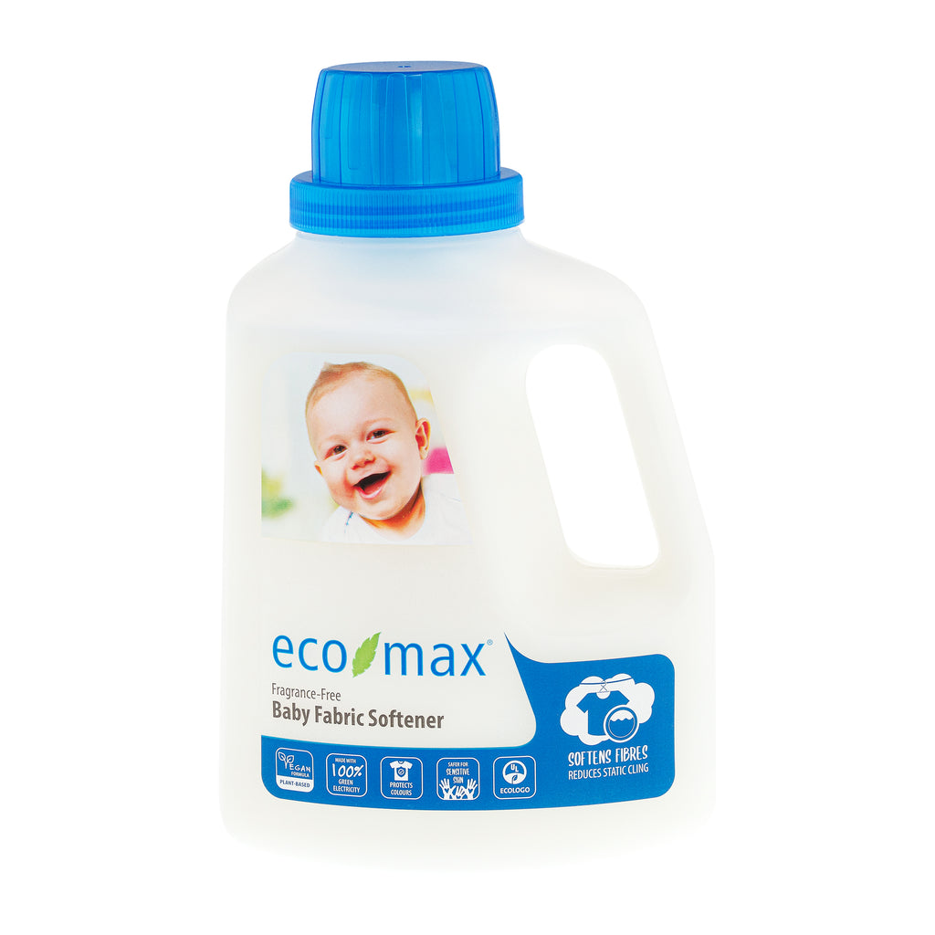 Baby Fabric Softener - Fragrance-Free 1.5L