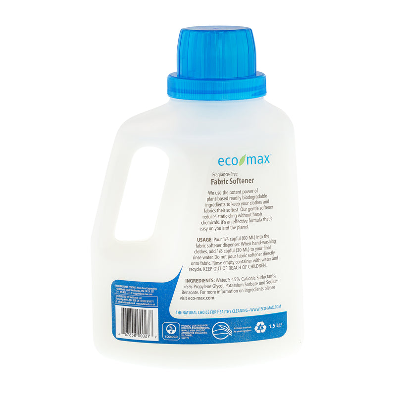 Fabric Softener - Fragrance-Free 1.5L