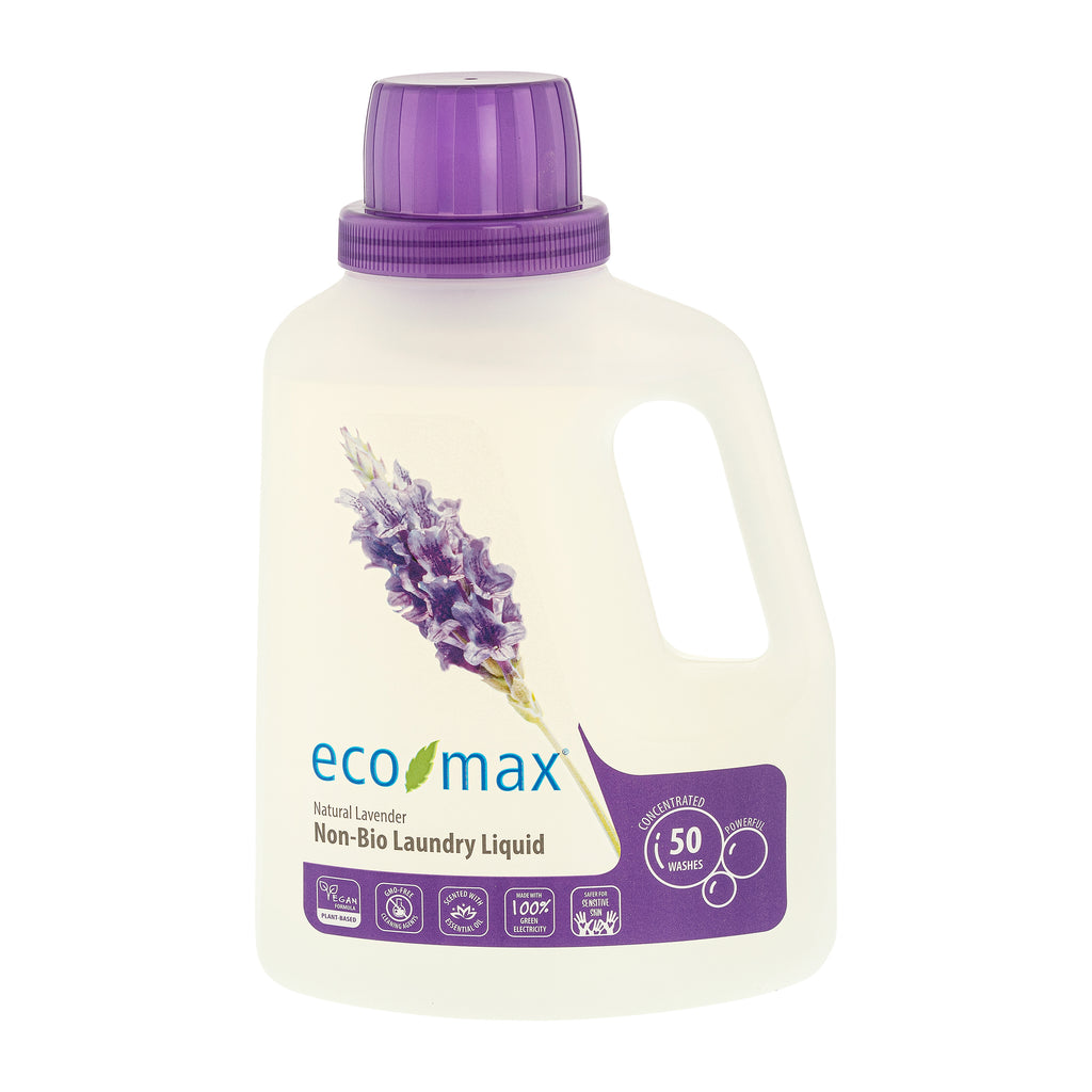Non-Bio Laundry Liquid - Natural Lavender (50 washes) 1.5L