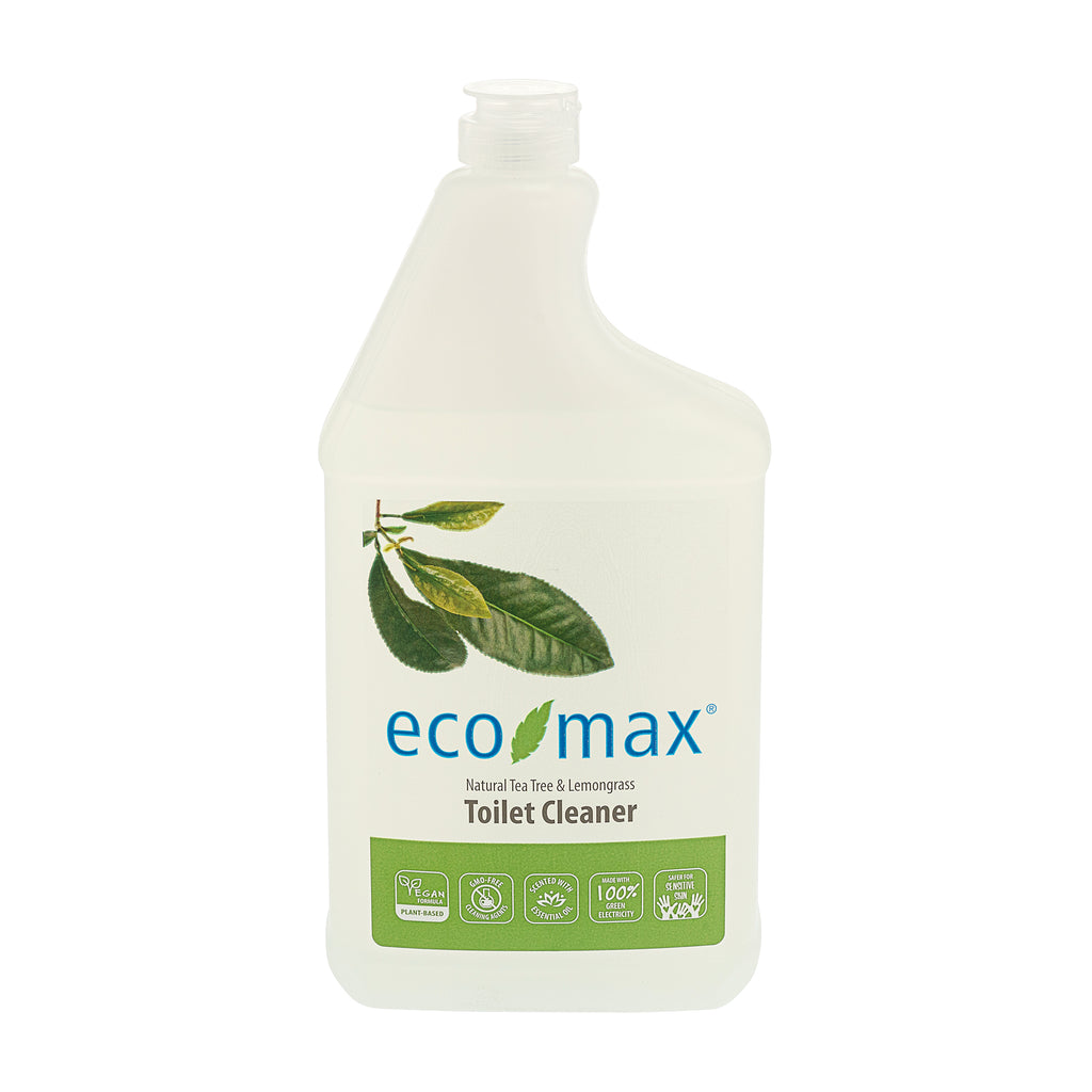 Toilet Cleaner - Natural Tea Tree & Lemongrass 1L