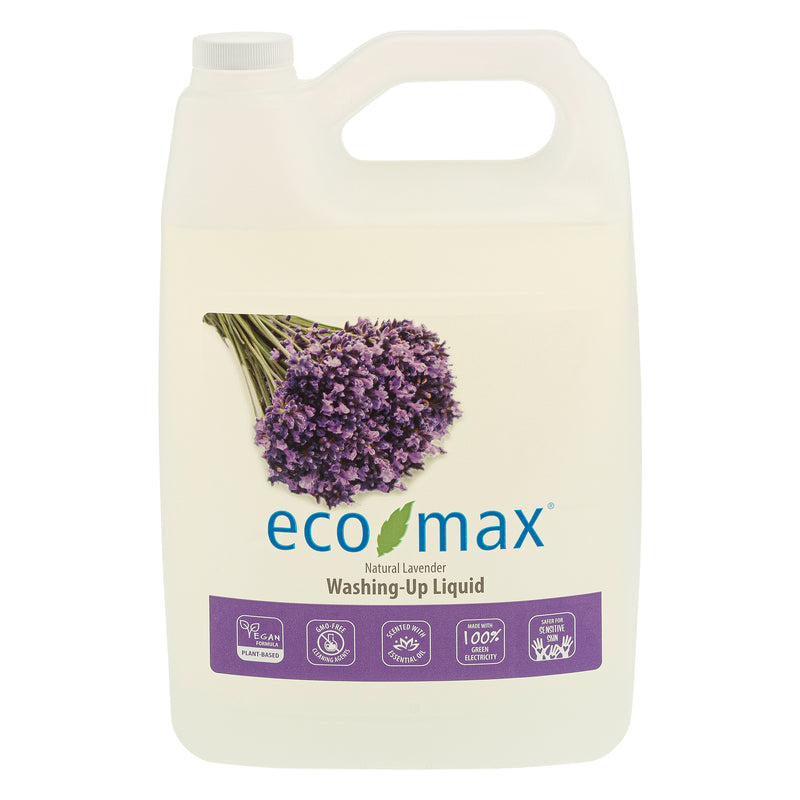 Washing-Up Liquid - Natural Lavender 4L