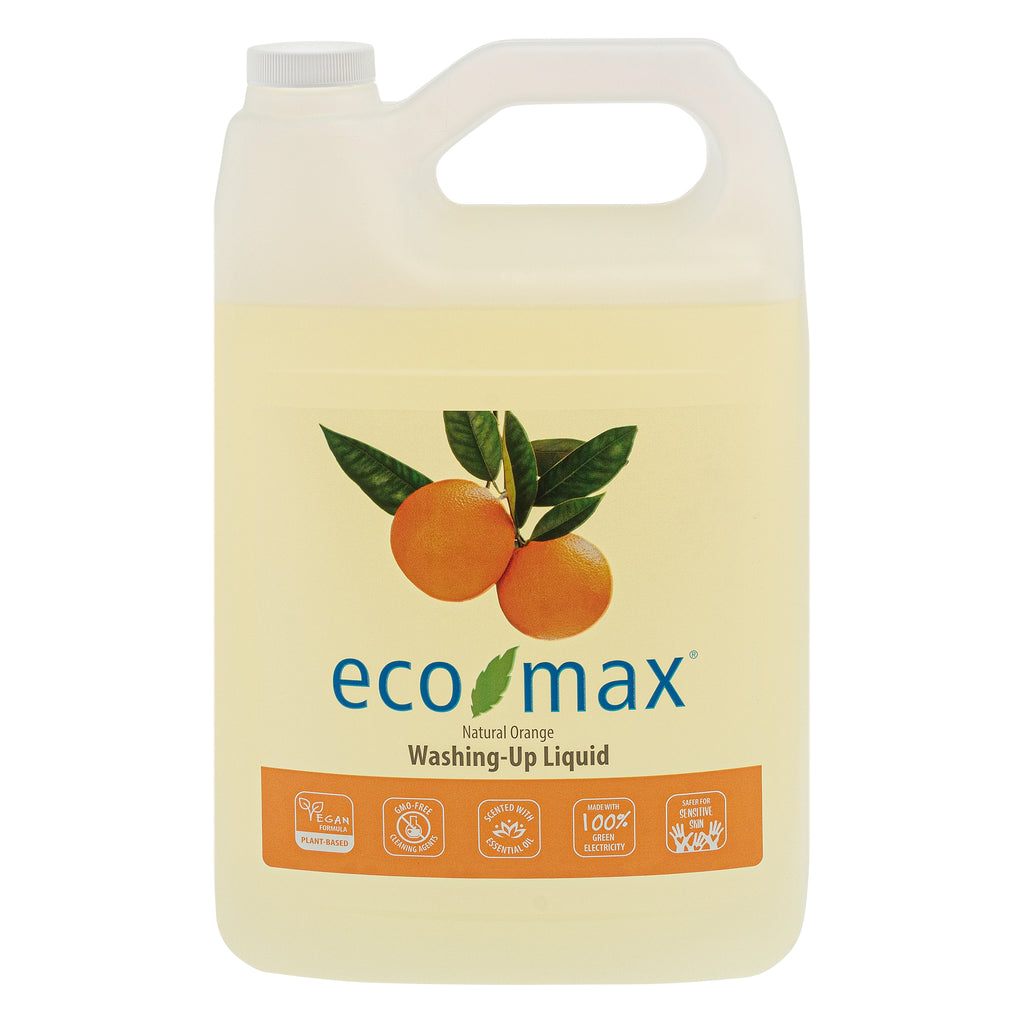 Washing-Up Liquid - Natural Orange 4L