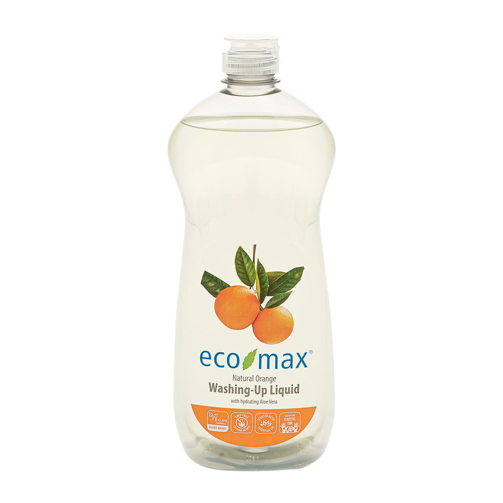 Washing-Up Liquid - Natural Orange 740ml