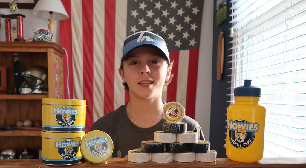 howies hockey tape player of the month get sponsored may win free prizes