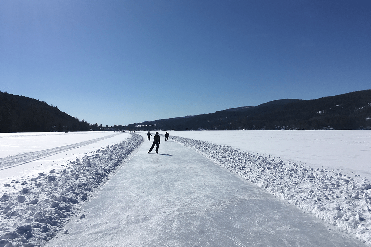 lake morey vermont list best top ten top five list outdoor rink best places to skate outside pond hockey best odr hockey outdoor hockey rinks skating ice skating hockey