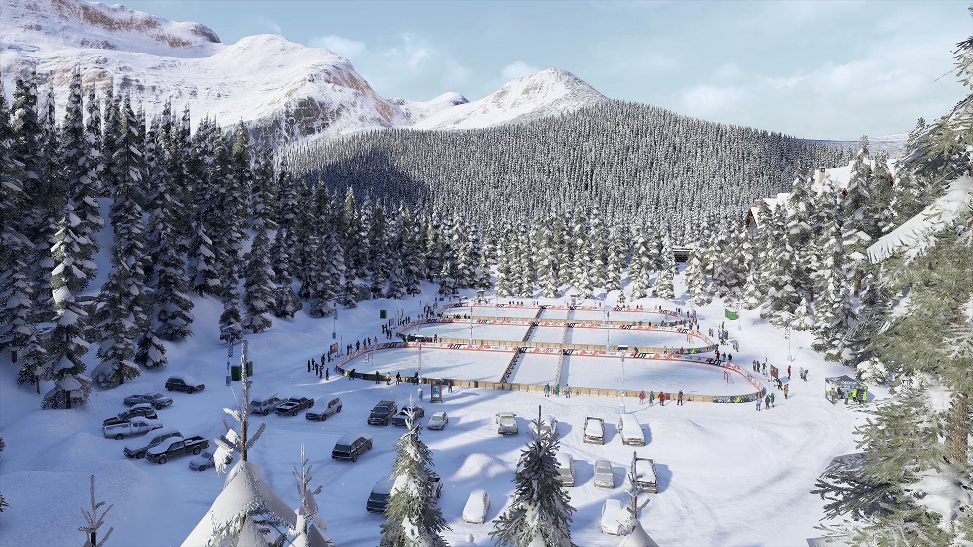 ea sports nhl 19 ones nhl ones lake outdoor rink series video game ea nhl 20 21 list best top ten top five list outdoor rink best places to skate outside pond hockey best odr hockey outdoor hockey rinks skating ice skating hockey